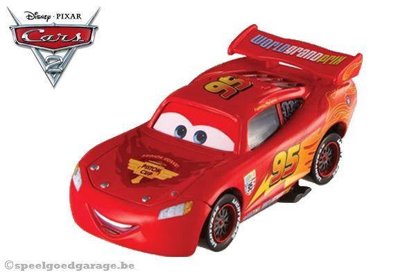 Home Cars 2 Lightning