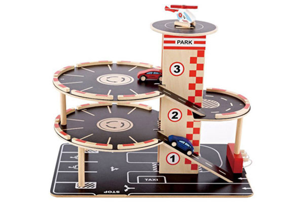 Park and go garage van Hape.
